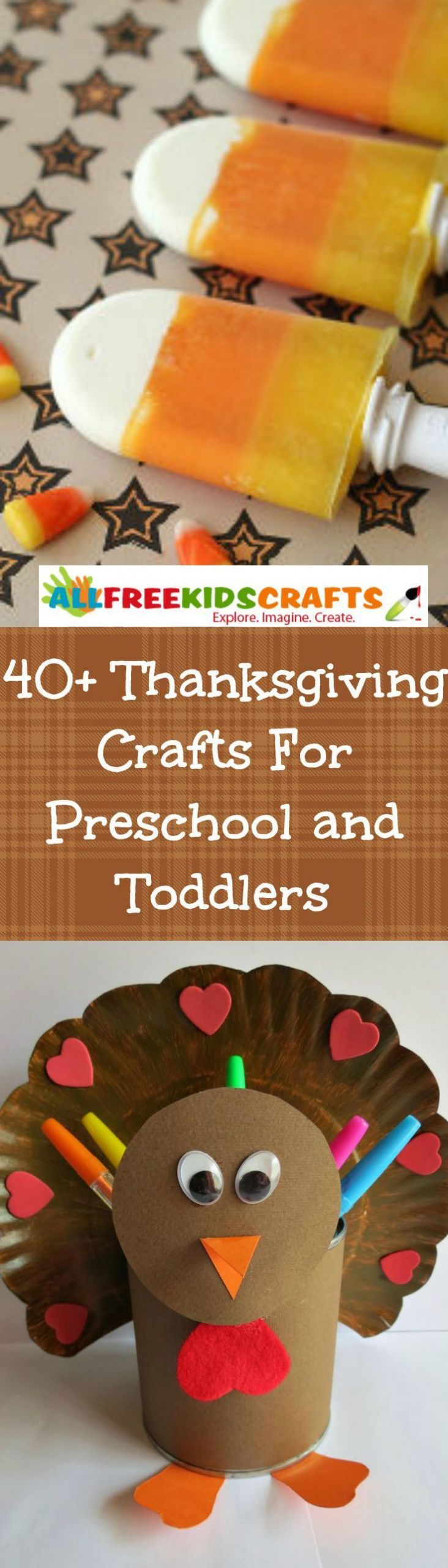 Crafts For Young Toddlers  596 best Thanksgiving Craft Activities images on Pinterest