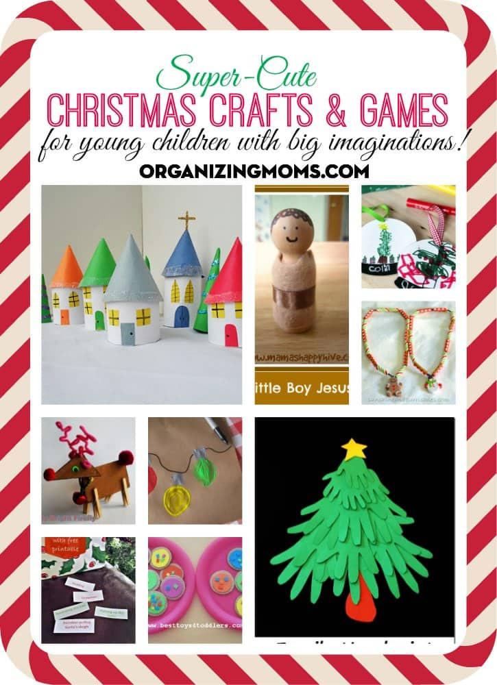 Crafts For Young Toddlers  Christmas Craft and Party Ideas for Preschoolers