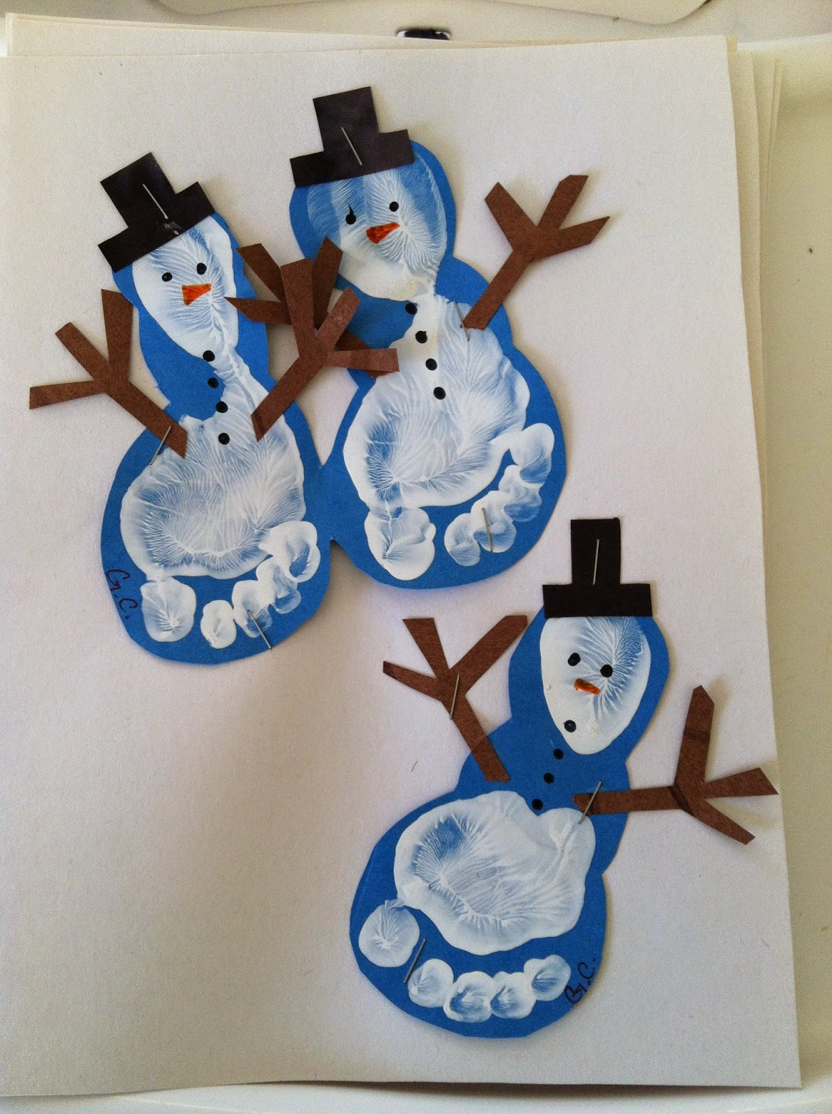 Crafts For Young Toddlers  My Mum the Teacher 24 Christmas craft activities for