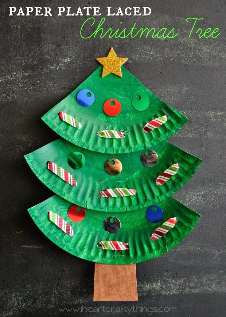 Crafts For Young Toddlers  24 Christmas craft activities for young children