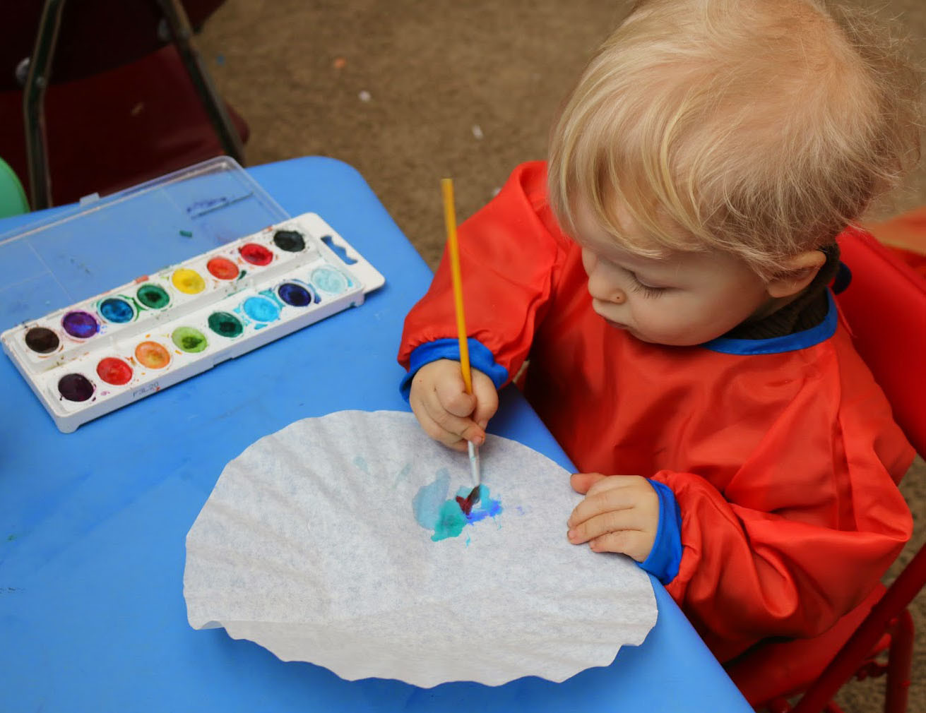 Crafts For Young Toddlers  Celebrate Your Children for NAEYC's Week of the Young