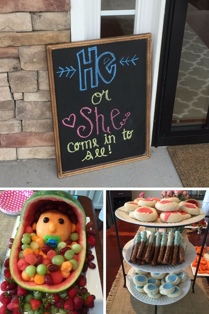 Creative Gender Reveal Party Ideas  5 Creative Ideas for a Gender Reveal Party