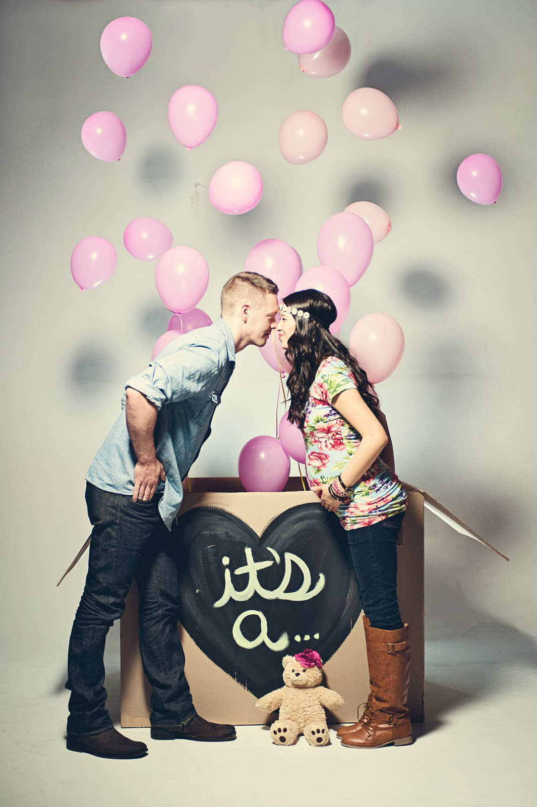 Creative Gender Reveal Party Ideas  10 Creative Gender Reveal Ideas Tinyme Blog