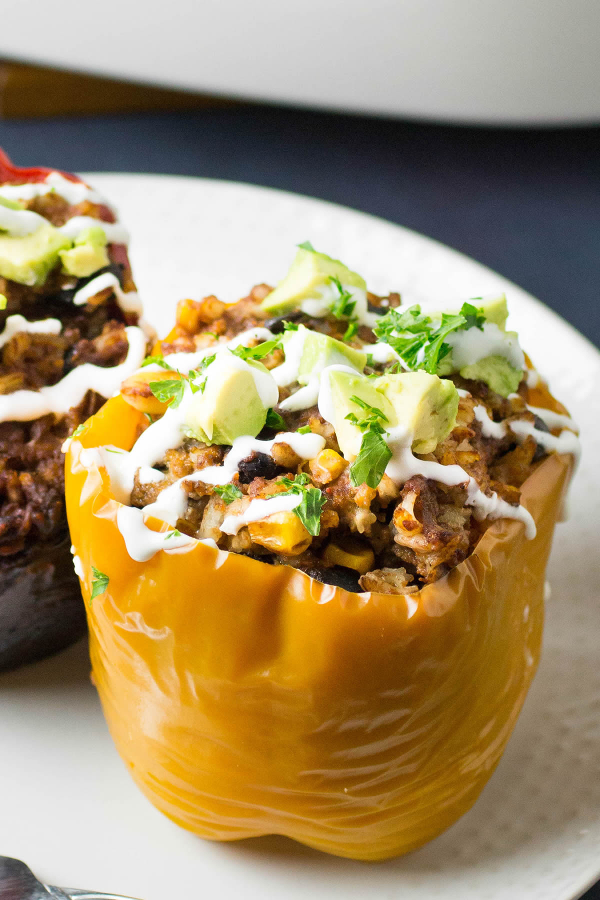 Crockpot Mexican Recipes  Crock Pot Stuffed Peppers – Mexican Style Recipe Chili