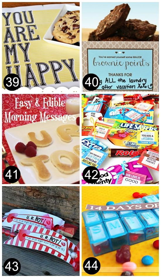 Cute Gift Ideas For Boyfriend Just Because  50 Just Because Gift Ideas For Him