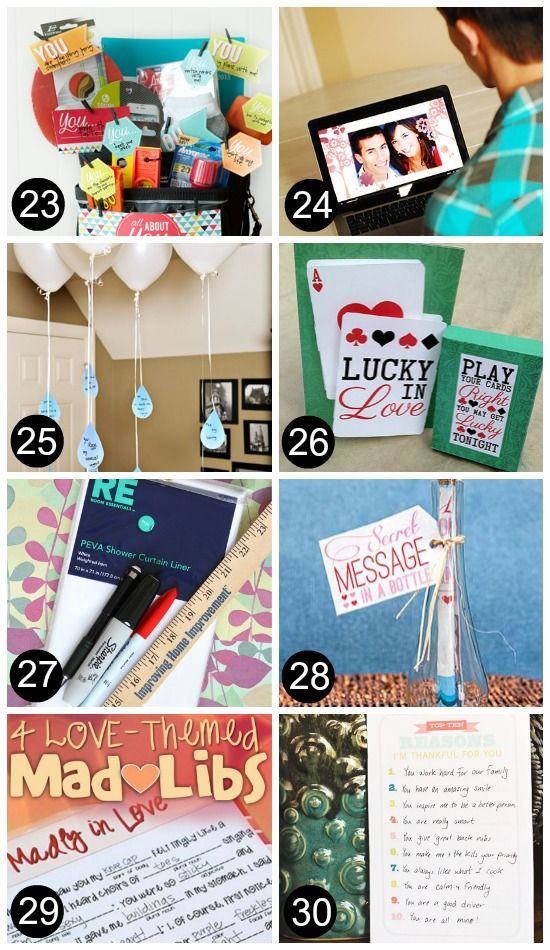 Cute Gift Ideas For Boyfriend Just Because  Boyfriend Gift Ideas and Just Because Gifts For Him