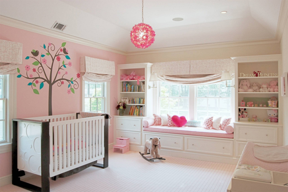 Decor Ideas For Baby Rooms  16 Baby Room Designs Ideas
