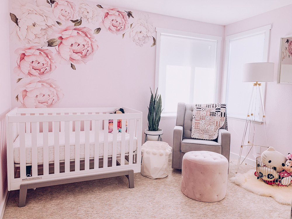 Decor Ideas For Baby Rooms  15 Ideas for The Baby Girl's Room [ ]