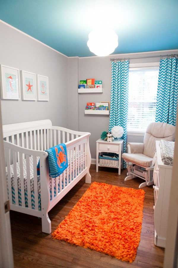 Decor Ideas For Baby Rooms  22 Steal Worthy Decorating Ideas For Small Baby Nurseries