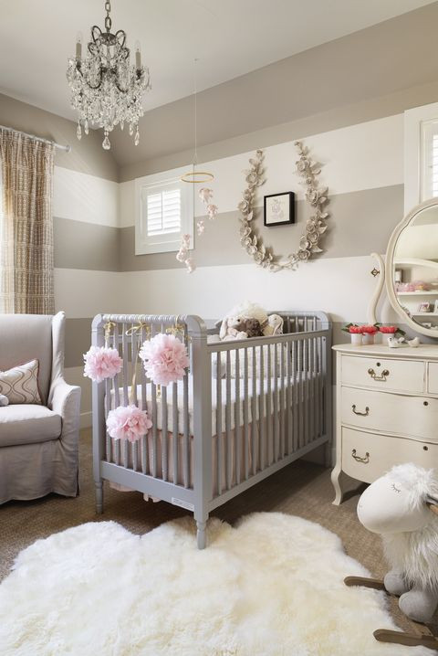 Decor Ideas For Baby Rooms  Chic Baby Room Design Ideas How to Decorate a Nursery