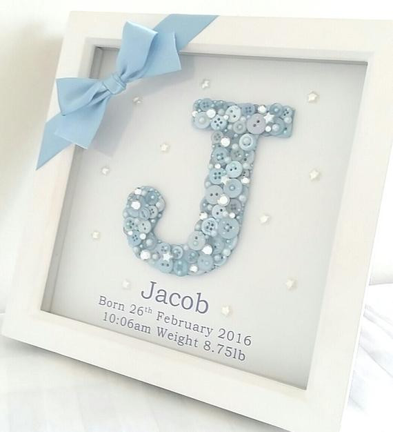 Dedication Gifts For Baby Boy  New baby t Boys christening t Baby boy by
