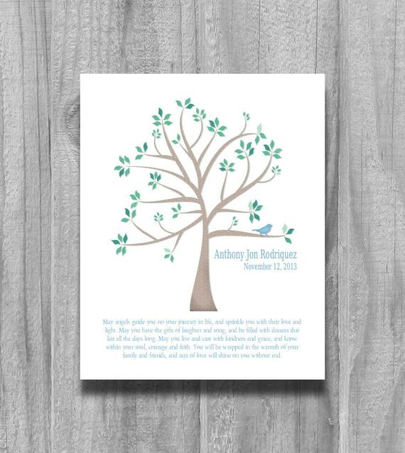 Dedication Gifts For Baby Boy  BABY BOY Baptism DEDICATION Christening Gift by