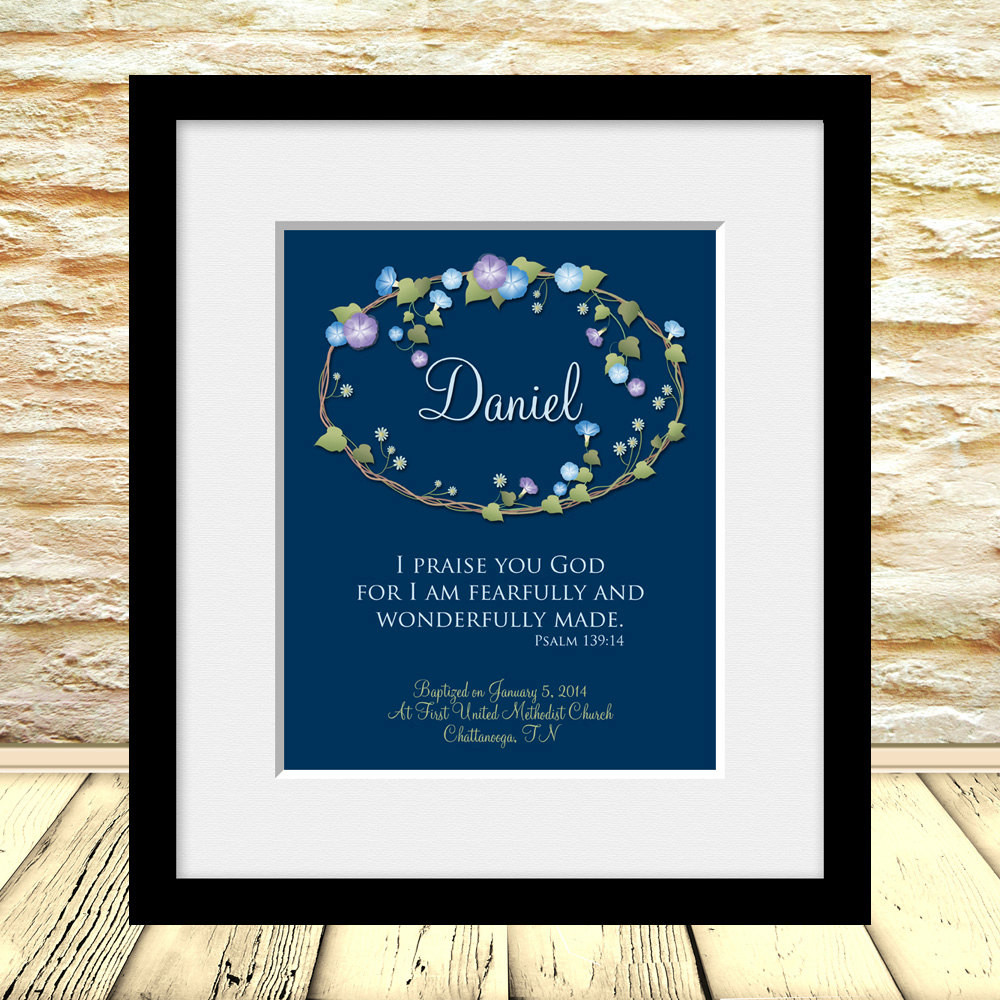 Dedication Gifts For Baby Boy  CHRISTENING GIFT for Baby Boy Dedication Gift Baptism Gift