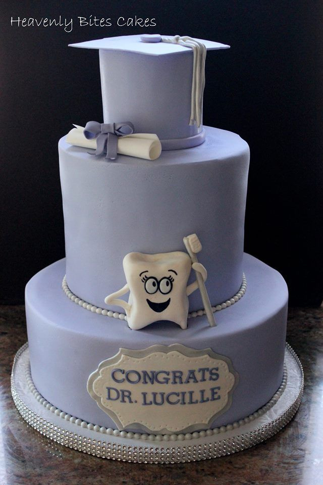 Dental School Graduation Party Ideas  Dental School Graduation Cake