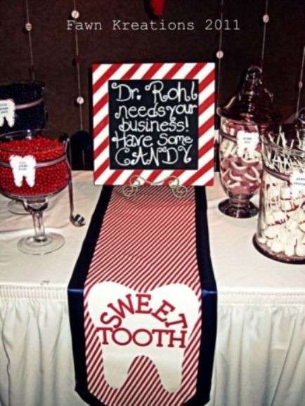 Dental School Graduation Party Ideas  1000 images about Dental School Graduation Ideas on