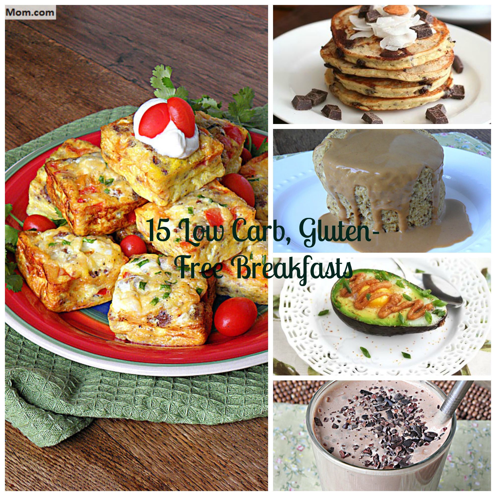 Diabetic Recipes For Breakfast  15 Gluten Free Low Carb & Diabetic Friendly Breakfast Recipes