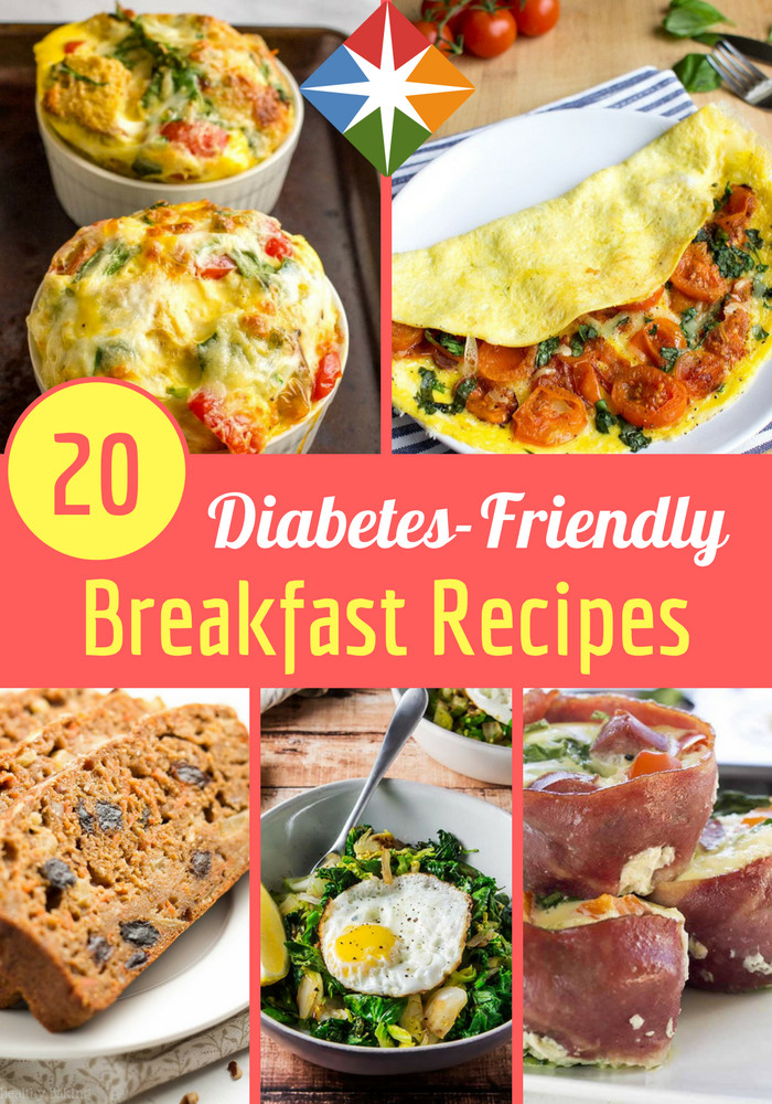 Diabetic Recipes For Breakfast  20 Diabetes Friendly Breakfast Recipes in 2020