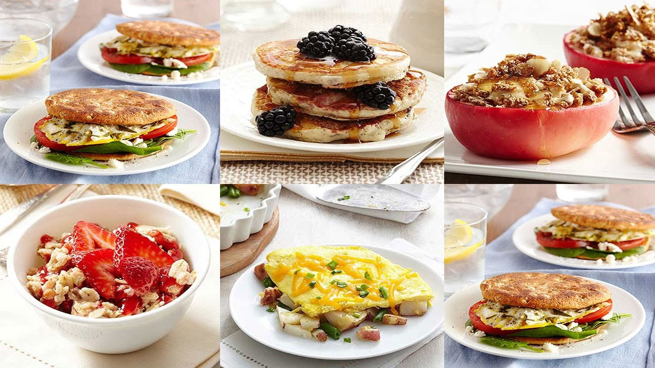 Diabetic Recipes For Breakfast  Top 5 Diabetic Energy Breakfast Recipes Easy