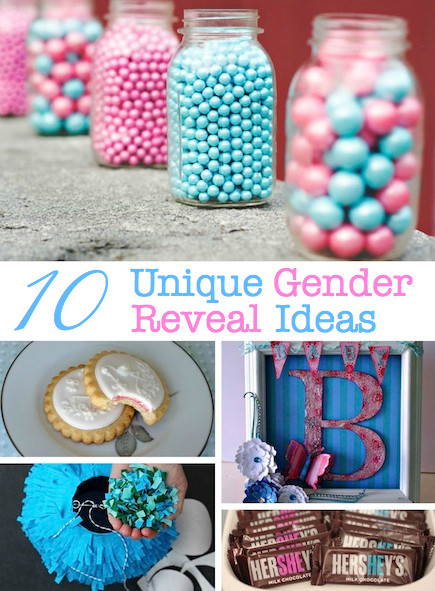 Different Ideas For A Gender Reveal Party  10 Unique Gender Reveal Party Ideas Craftfoxes