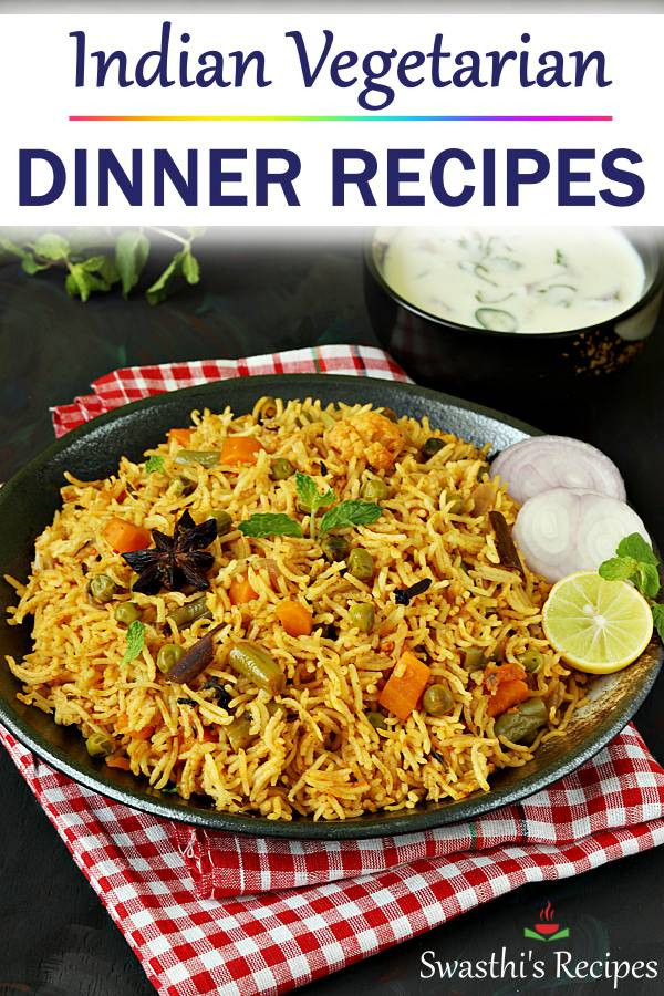 Dinner Recipes Indian Veg  Easy to make dinner recipes indian ve arian golden