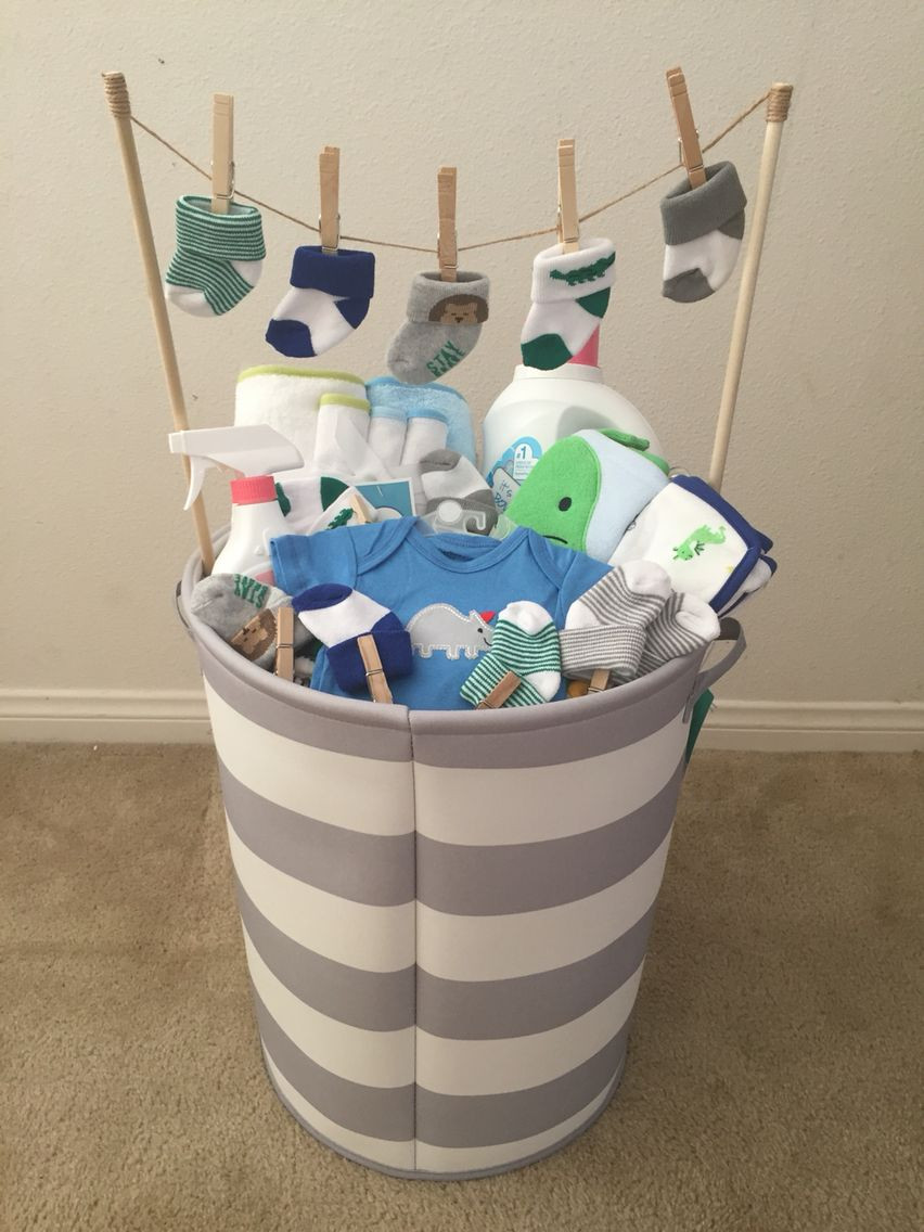 Diy Baby Boy Shower Gift Ideas  Baby Boy baby shower t Idea from my mother in law