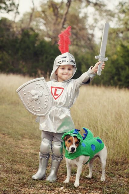DIY Dog Costumes For Kids  14 Adorable Couples Costume Ideas For Dogs And Kids BarkPost