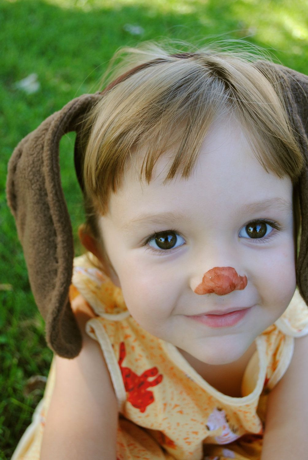 DIY Dog Costumes For Kids  Reserved Listing 2 Kids Puppy Ears and Tails