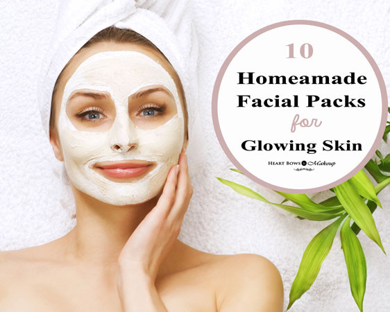 DIY Face Mask For Glowing Skin  10 Best Homemade Face Masks For Glowing Skin & Clear Skin