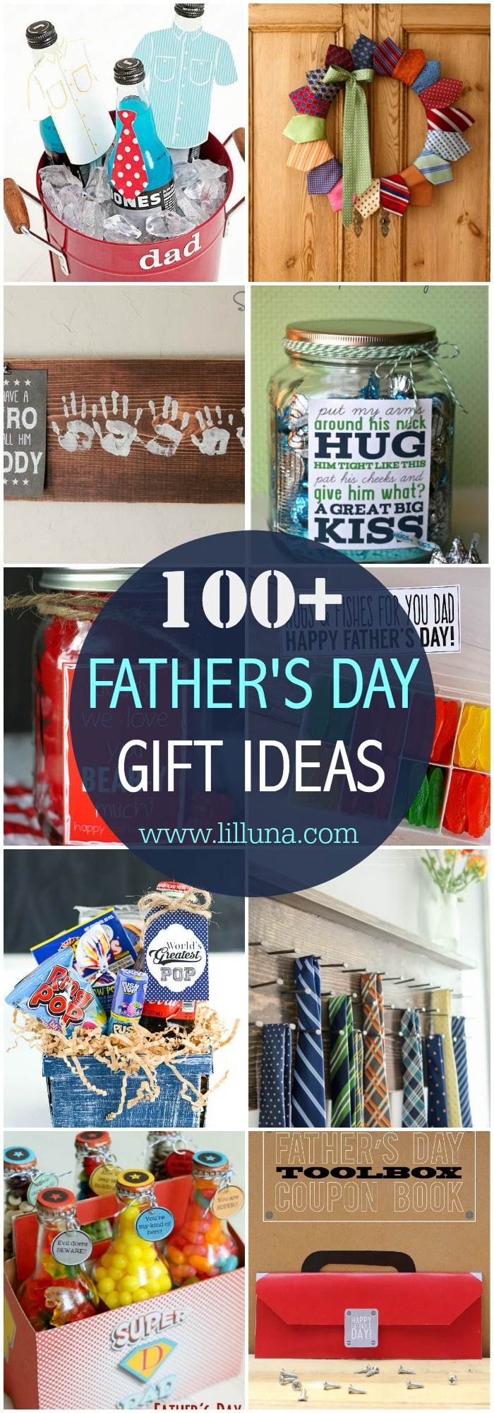 DIY Father'S Day Gifts From Kids  100 DIY Father s Day Gifts