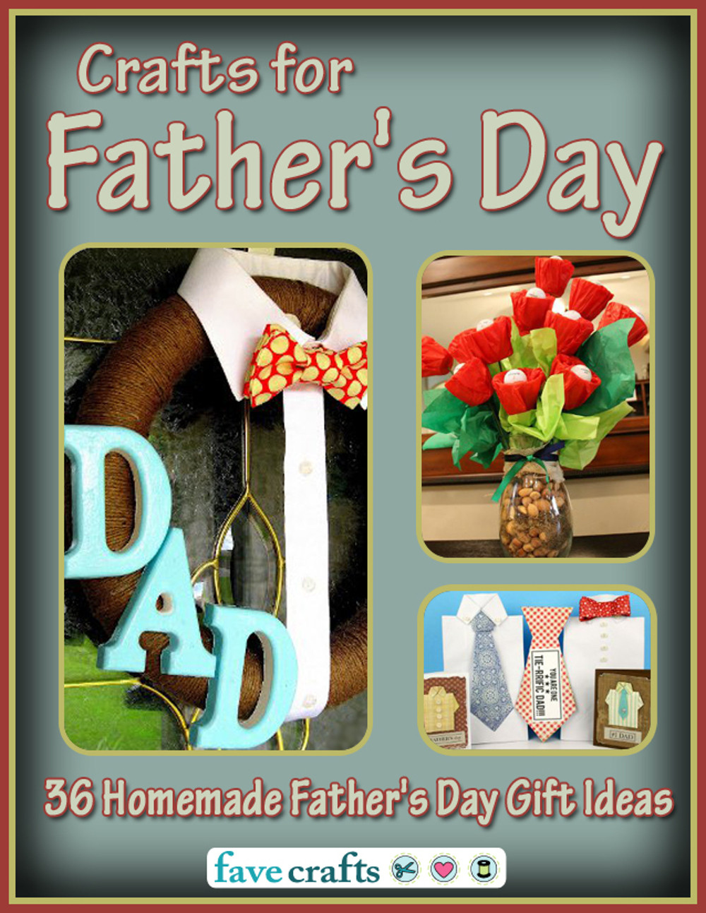DIY Father'S Day Gifts From Kids  Crafts for Father s Day 36 Homemade Father s Day Gift