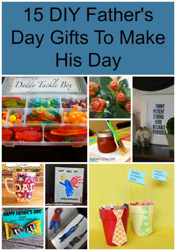 DIY Father'S Day Gifts From Kids  DIY Father s Day Gifts Father s Day ts from kids that