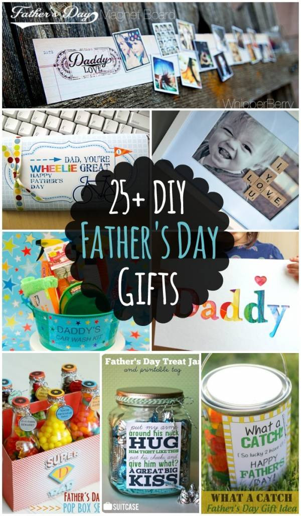 DIY Father'S Day Gifts From Kids  25 Amazing Last Minute DIY Father's Day Gift Ideas – Home