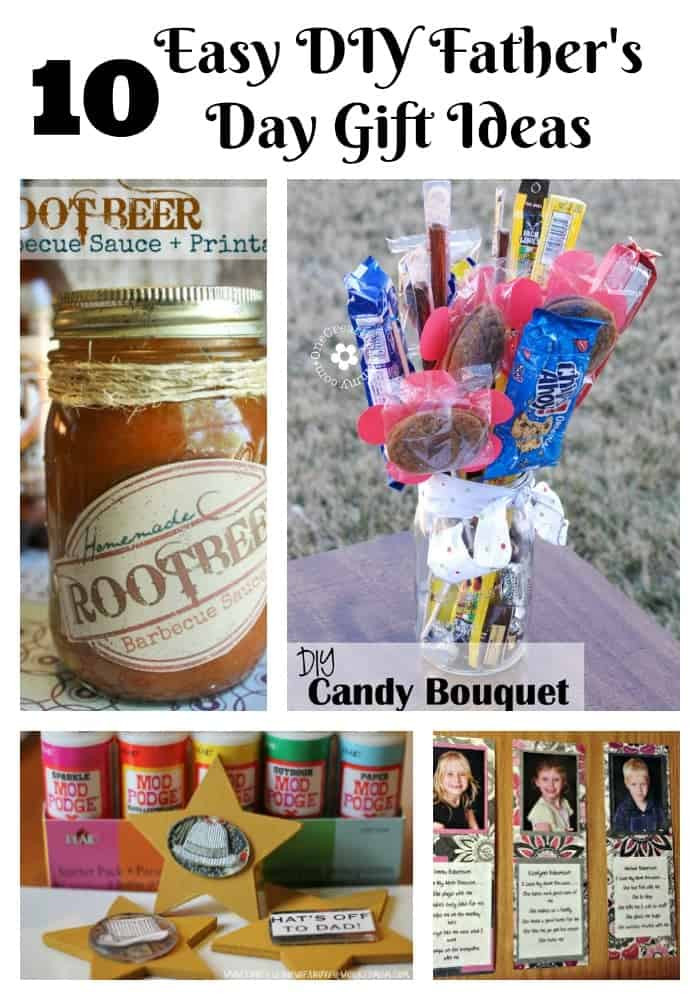DIY Father'S Day Gifts From Kids  DIY Fathers Day t ideas to make it extra special this year