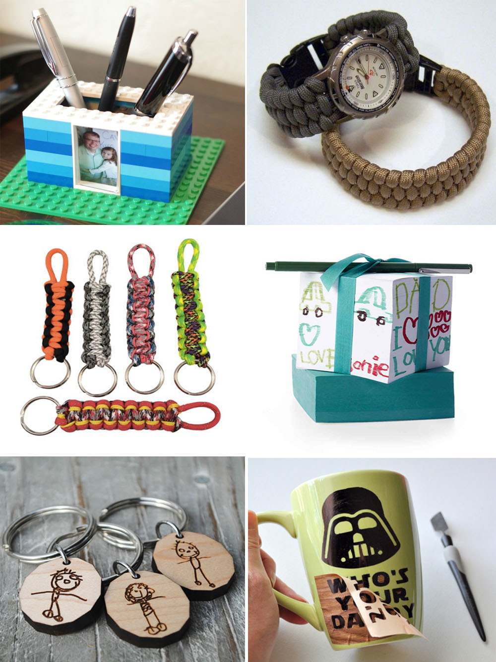 DIY Father'S Day Gifts From Kids  Gift Guide 10 DIY Father s Day Gifts Your Kids Can Make
