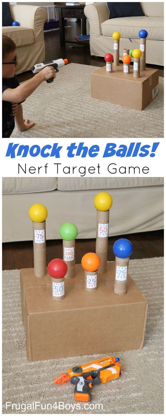 DIY Games For Toddlers  32 Fun and Creative DIY Indoor Activities Your Kids Will Love