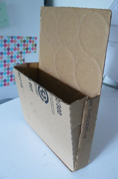 DIY Hanging File Folder Organizer  Small Fry & Co Hanging File Boxes Repurposed from