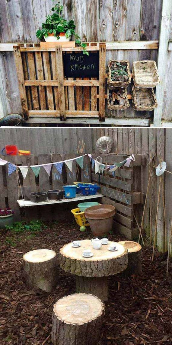 DIY Kids Backyard  How to Turn The Backyard Into Fun and Cool Play Space for