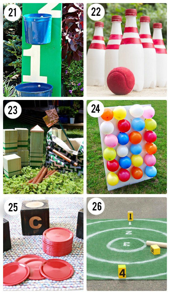 DIY Kids Party Games  Fun Outdoor Games For The Entire Family The Dating Divas