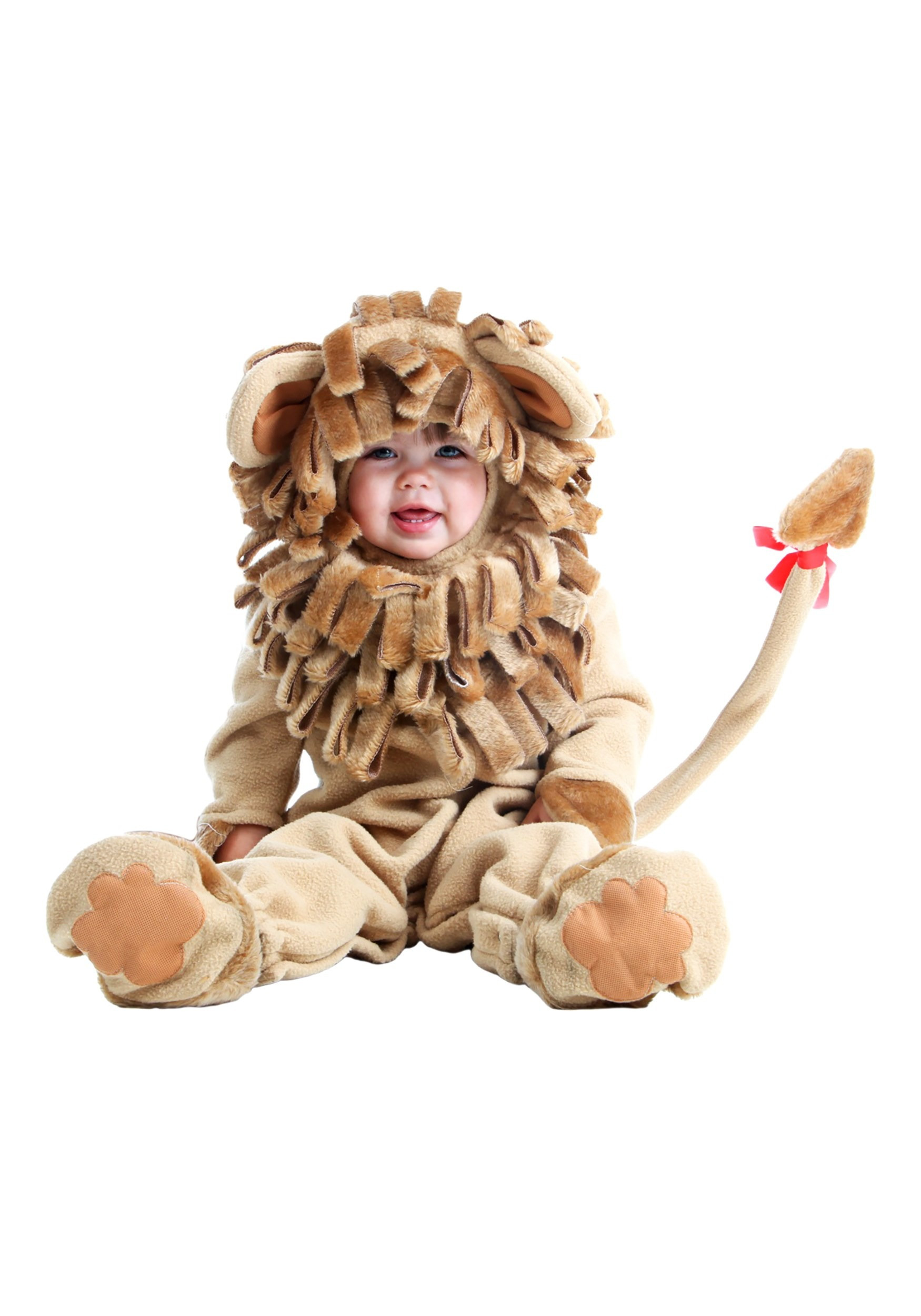 DIY Lion Costume For Toddler  Deluxe Toddler Lion Costume