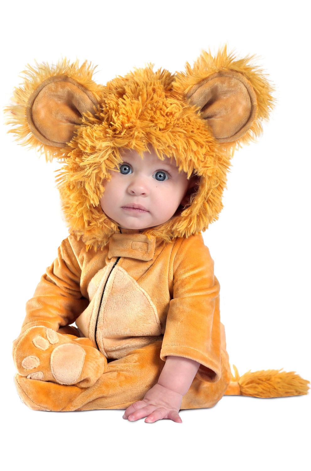 DIY Lion Costume For Toddler  Anne Geddes Leo the Lion Infant Costume PureCostumes