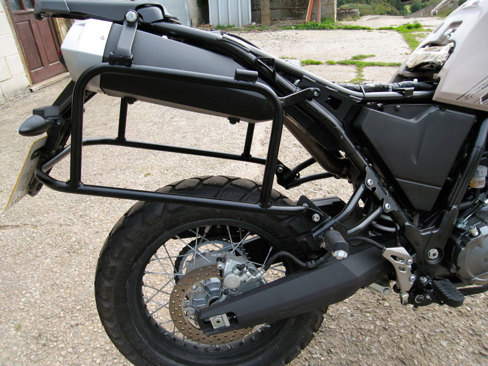 DIY Motorcycle Luggage Rack  Making your own luggage rack Any tips Page 7