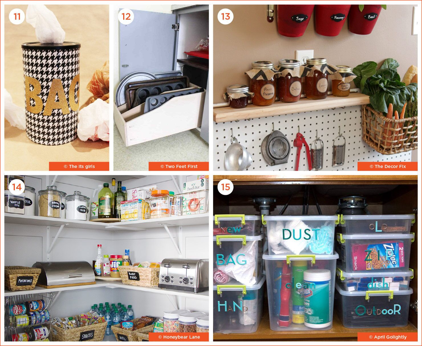 DIY Organization Ideas  71 DIY Organization Ideas to Get Your Life in Order