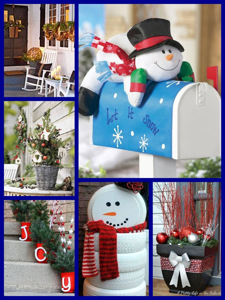 DIY Outdoor Xmas Decorations  100 best Diy Xmas and Christmas Decoration images on