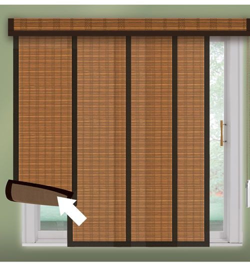 DIY Panel Track Blinds  22 best Track Panels images on Pinterest