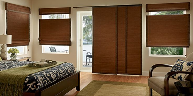 DIY Panel Track Blinds  Best Panel Track Blinds For Glass Doors