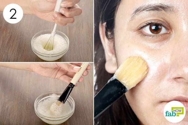 DIY Peel Off Face Mask With Egg  6 DIY Egg White Face Masks to Fix All Skin Problems