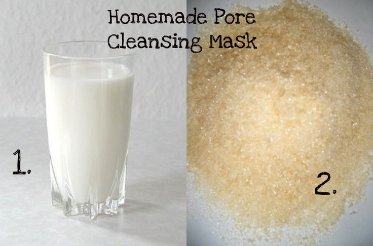 DIY Pore Cleansing Mask  Homemade Pore Cleansing Mask I REALLY NEED IT