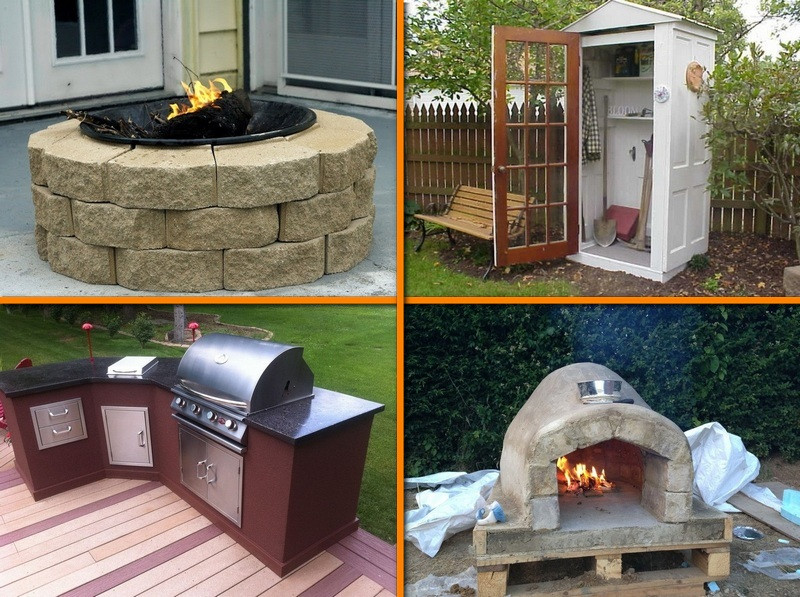 DIY Projects Outdoor  11 Awesome DIY Projects For Home Decor Awesome 11