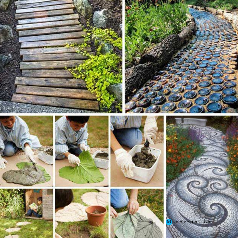 DIY Projects Outdoor  25 Easy DIY Garden Projects You Can Start Now