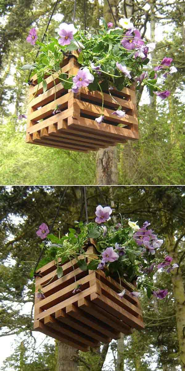 DIY Projects Outdoor  27 DIY Reclaimed Wood Projects for your Homes Outdoor